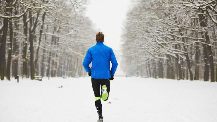 How to Enjoy Running When it's Freezing Outside